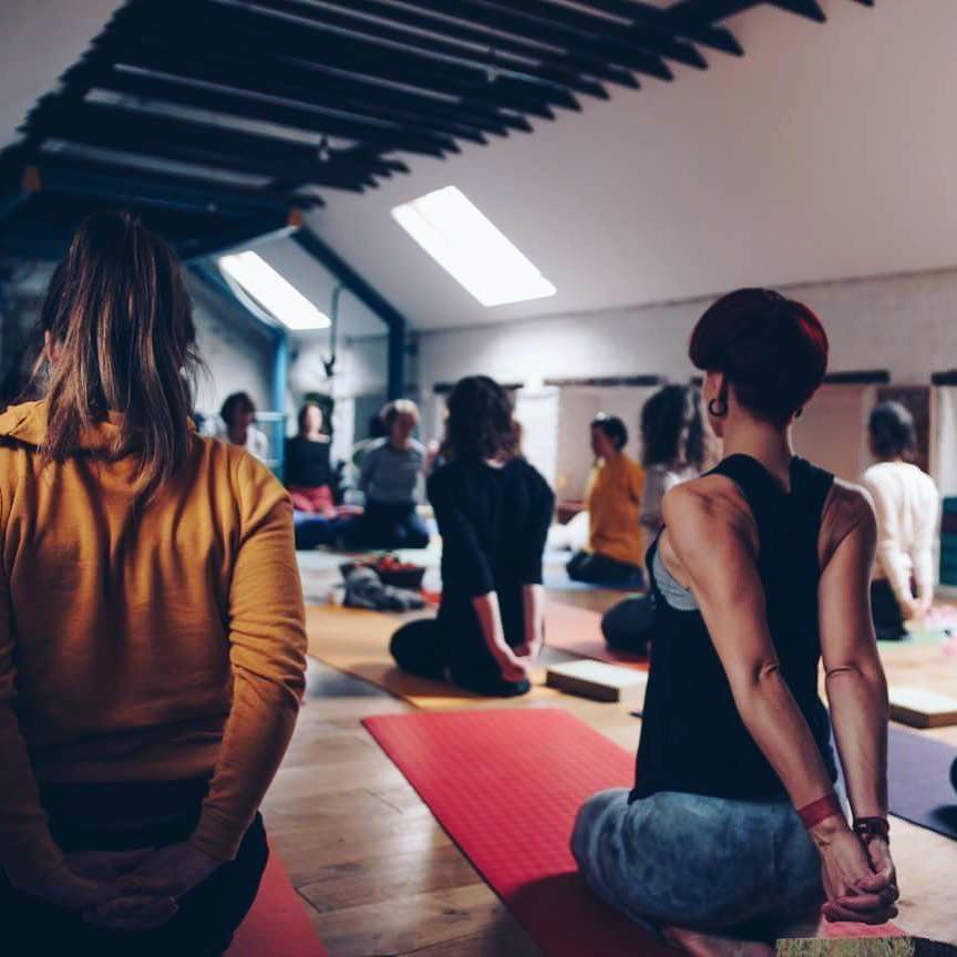 Katie Coldrick Yoga